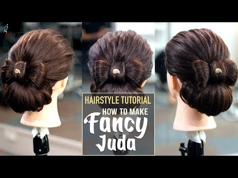 Download Thumbnail For How To Make Fancy Juda Easy Updo