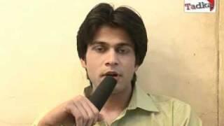 getlinkyoutube.com-Aravin Bhatia - Kabir of Yeh Ishq Hai Fills Telly Tadka's Slam Book!