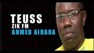 Teuss Zik Fm avec Ahmed Aidara du 11 Mars 2019