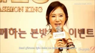 getlinkyoutube.com-Fashion King OST SNSD Seohyun - I'll Be There Turkish Sub