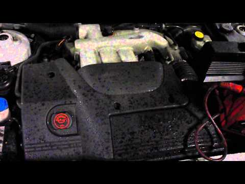Jaguar X-Type V6 SE, 2001 AJ25 PETROL 5 Speed Manual Engine