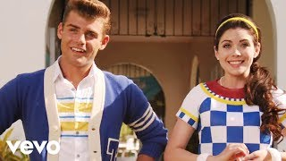 "getlinkyoutube.com-Teen Beach 2 Cast - Twist Your Frown Upside Down (From ""Teen Beach 2"")"