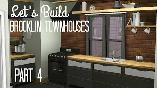 getlinkyoutube.com-Sims 3 Lets Build - Brooklin Town Houses - Part 4