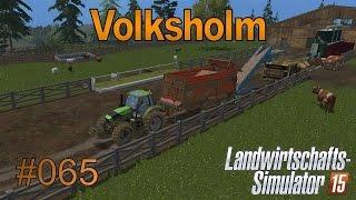 getlinkyoutube.com-LS15 Volksholm #065 - Kompost herstellen