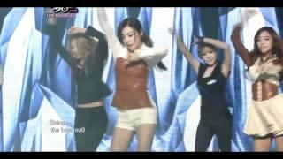 getlinkyoutube.com-[HD] SNSD - The Boys (Comeback Stage)