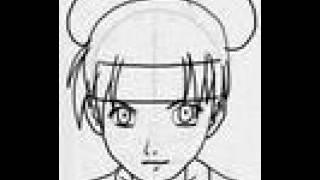getlinkyoutube.com-Learn how to draw Manga : Tenten