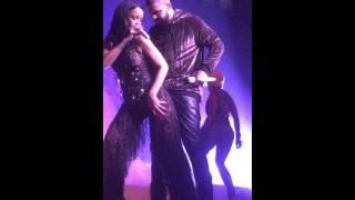getlinkyoutube.com-Rihanna Anti World Tour (work ft Drake) live