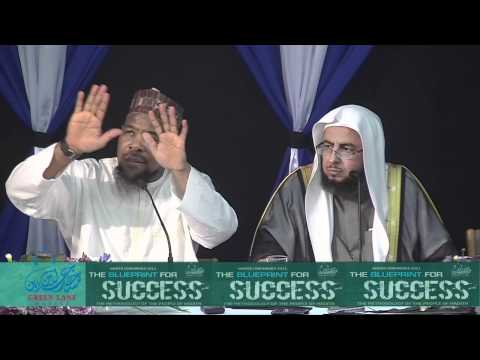 Feature Session With Sheikh Abdul Aziz As-Sadhan