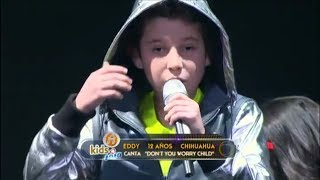 getlinkyoutube.com-Eddy Valenzuela - DON´T YOU WORRY CHILD - Swedish House Mafia - Academia Kids