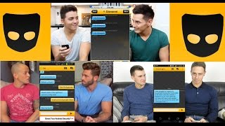getlinkyoutube.com-GAY COUPLES REACT TO GRINDR MESSAGES