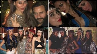 Inside pictures from Amrita Arora's 40th birthday bash in Goa