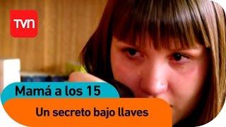 getlinkyoutube.com-Mamá a los 15 | E04 T02: Macarena Oliva: Un secreto bajo llaves