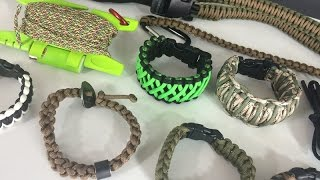 Paracord: 11 Solid Options For How To Carry and Use Paracord / 550 Cord