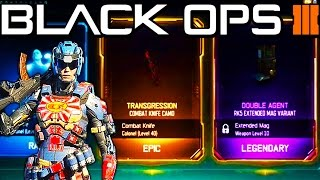 getlinkyoutube.com-LEGENDARIES & EPICS EVERYWHERE! - BO3 12,500 COD POINT Supply Drop Opening (BEST RARE SUPPLY DROPS)