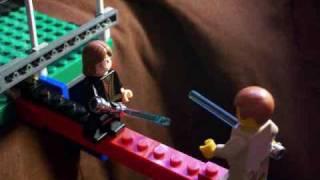 getlinkyoutube.com-Lego Starwars Revenge of the Sith: The Battle of Heros