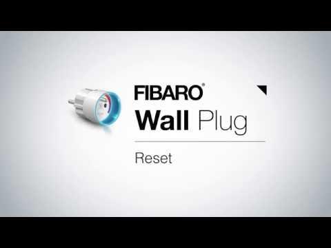 FIBARO Wall Plug Reset