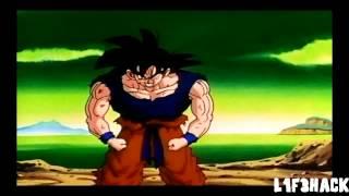 getlinkyoutube.com-Goku Turns  Super Saiyan For The First Time! (HD)