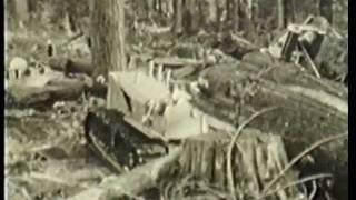 getlinkyoutube.com-Allison Logging - Coastal Logging in the early 20th Century
