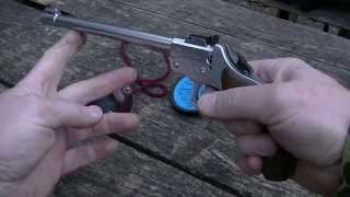 getlinkyoutube.com-Pistole Fox Secial Střelba na 38 metrů