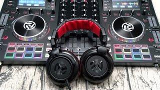 getlinkyoutube.com-Numark Red Wave Carbon Professional Mixing Headphones