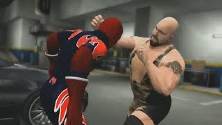 getlinkyoutube.com-WWE INVADES TNA! - WWE 2K14 Story (Part 1)