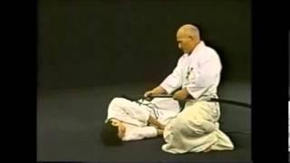 Hakuo Sagawa - Muso Shinden-ryu:  Omori-ryu (detailed)