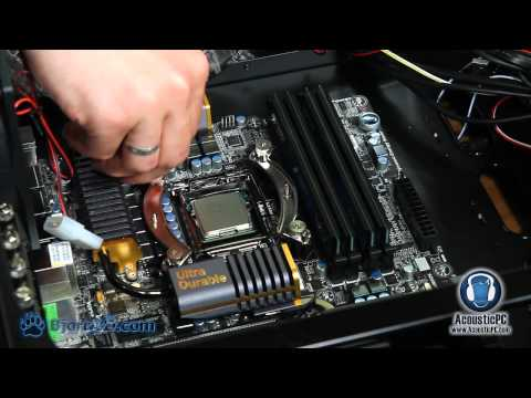 How To Build a Quiet Ultimate Gaming PC