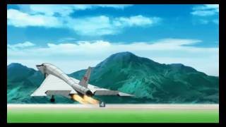 BAC TSR.2MS Stratos 4 Mecha AMV [HD]