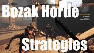 getlinkyoutube.com-How to Beat The Bozak Horde - Trials 1-20 Strategies- Dying Light DLC