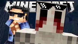 getlinkyoutube.com-Minecraft   GANGNAM STYLE JUMPSCARE!!   Wandering Horror Custom Map