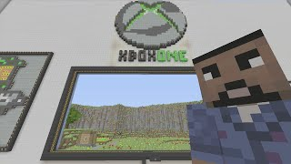 getlinkyoutube.com-Minecraft (Xbox 360) - The Xbox One - Hunger Games