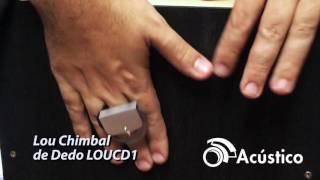 Lou Chimbal de Dedo LOUCD1