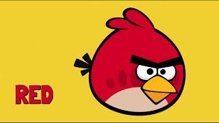 getlinkyoutube.com-Angry Birds coloring pages for kids ♥ Angry Birds kolorowanki malowanki dla dzieci