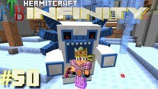 getlinkyoutube.com-Minecraft Mods - FTB Infinity Ep. 50 - Y U Sad Bro ?!? ( HermitCraft Modded Minecraft )