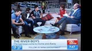 getlinkyoutube.com-The River Boys Interview on Sunrise