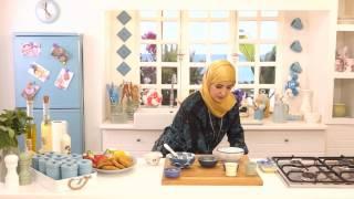 خبز البرجر وبرجر التونة مع أسيا عثمان فى مطبخ أسيا (الجزء الأول)
