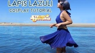 getlinkyoutube.com-Lapis Lazuli - Steven Universe Cosplay