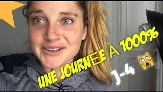 UNE JOURNEE A 10000 A L'HEURE !!!