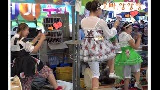 getlinkyoutube.com-♡버드리♡미공개분영상,오라버니 코믹댄스외/안산시민시장160917주간