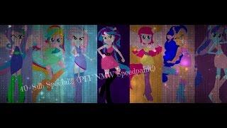 getlinkyoutube.com-40+Sub Special!!! PFF NMW Speedpaint!