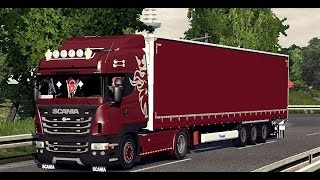 getlinkyoutube.com-Euro Truck Simulator 2 - Niğde'den Yozgata Pirinç Nakliyesi