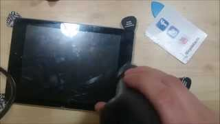 getlinkyoutube.com-Acer Iconia A1-810 Screen Replacement - Disassembly