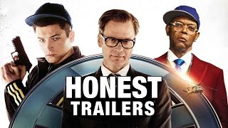 Honest Trailers - Kingsman: The Secret Service
