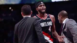 Game 1 Mini Movie   2019 NBA Playoffs vs. Denver Nuggets