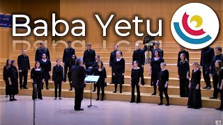 getlinkyoutube.com-Cape Town Youth Choir - Baba Yetu