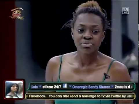 Talking about Bobo- Big Brother Africa The Chase