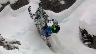 getlinkyoutube.com-Early Season Edit (Backcountry Snowmobiling)