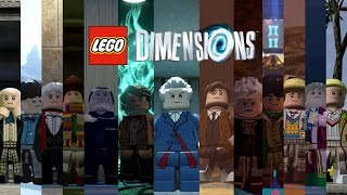 getlinkyoutube.com-LEGO Dimensions - How To Unlock Each Incarnation Of The Doctor