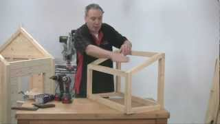 getlinkyoutube.com-Build it with Bosch Chicken coop