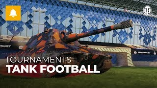 World of Tanks - Tank Football: Tournaments